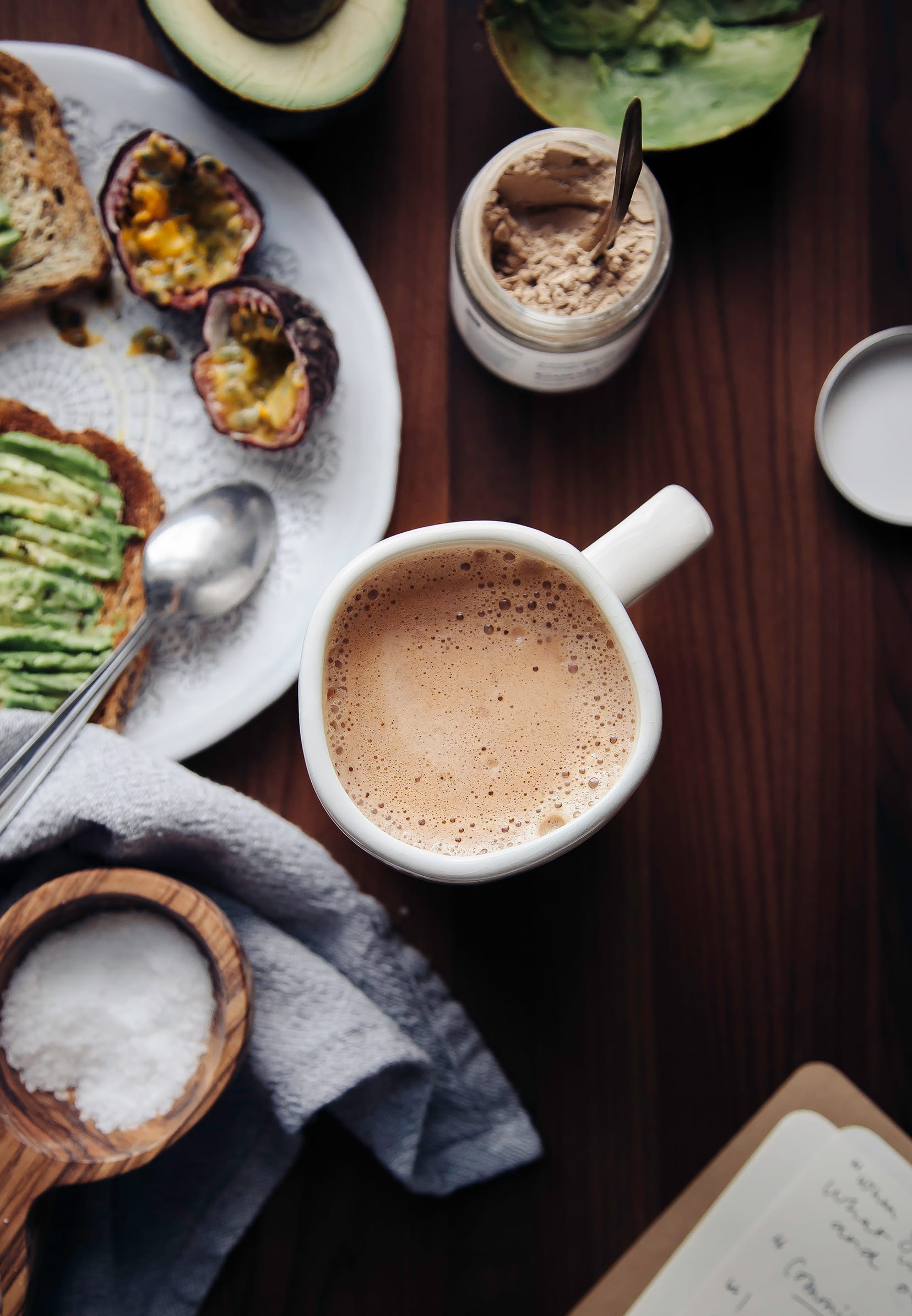 ADAPTOGENIC HOT COCOA - The First Mess