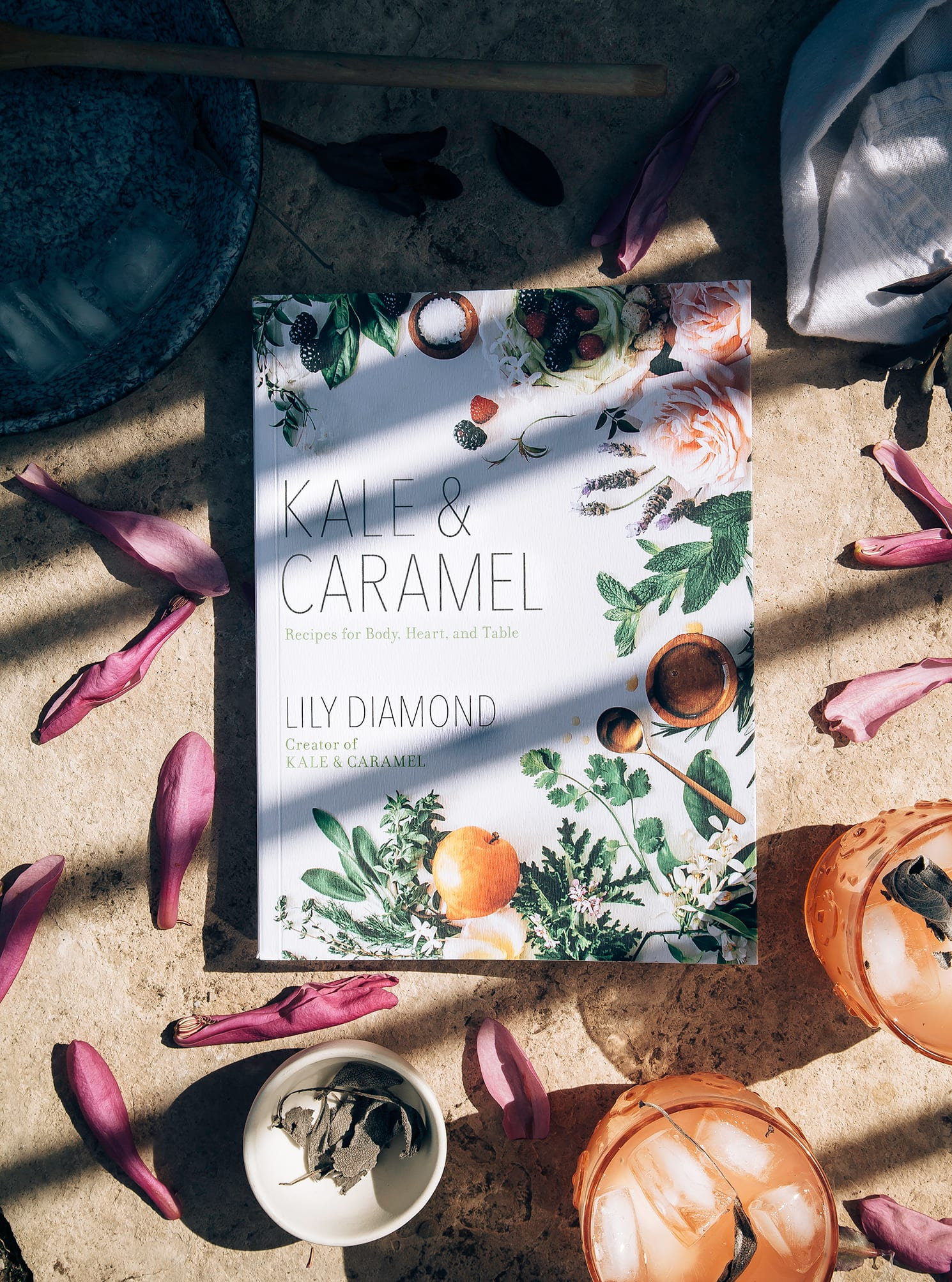 Kale & Caramel by Lily Diamond