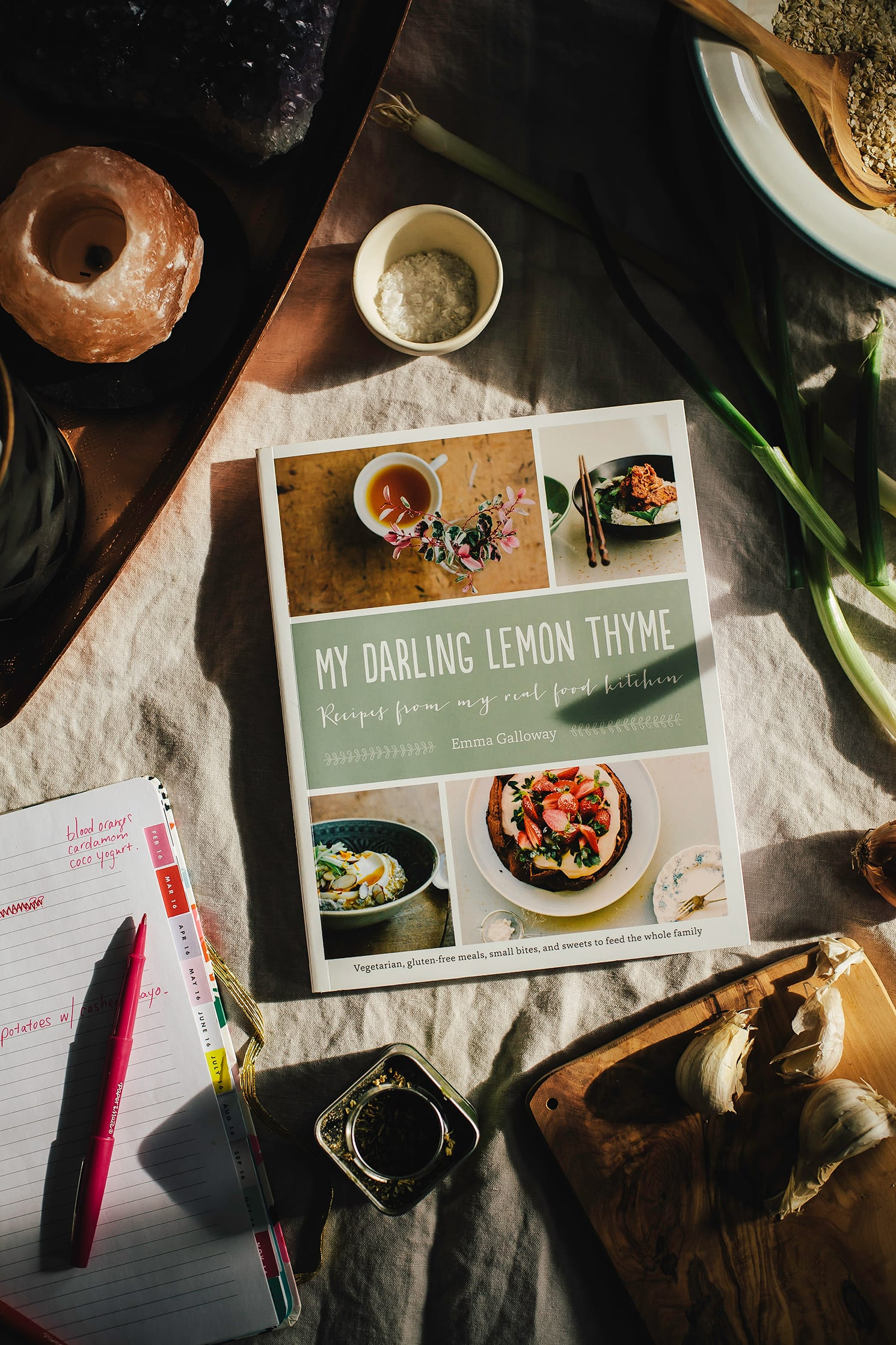 """My Darling Lemon Thyme"" by Emma Galloway"