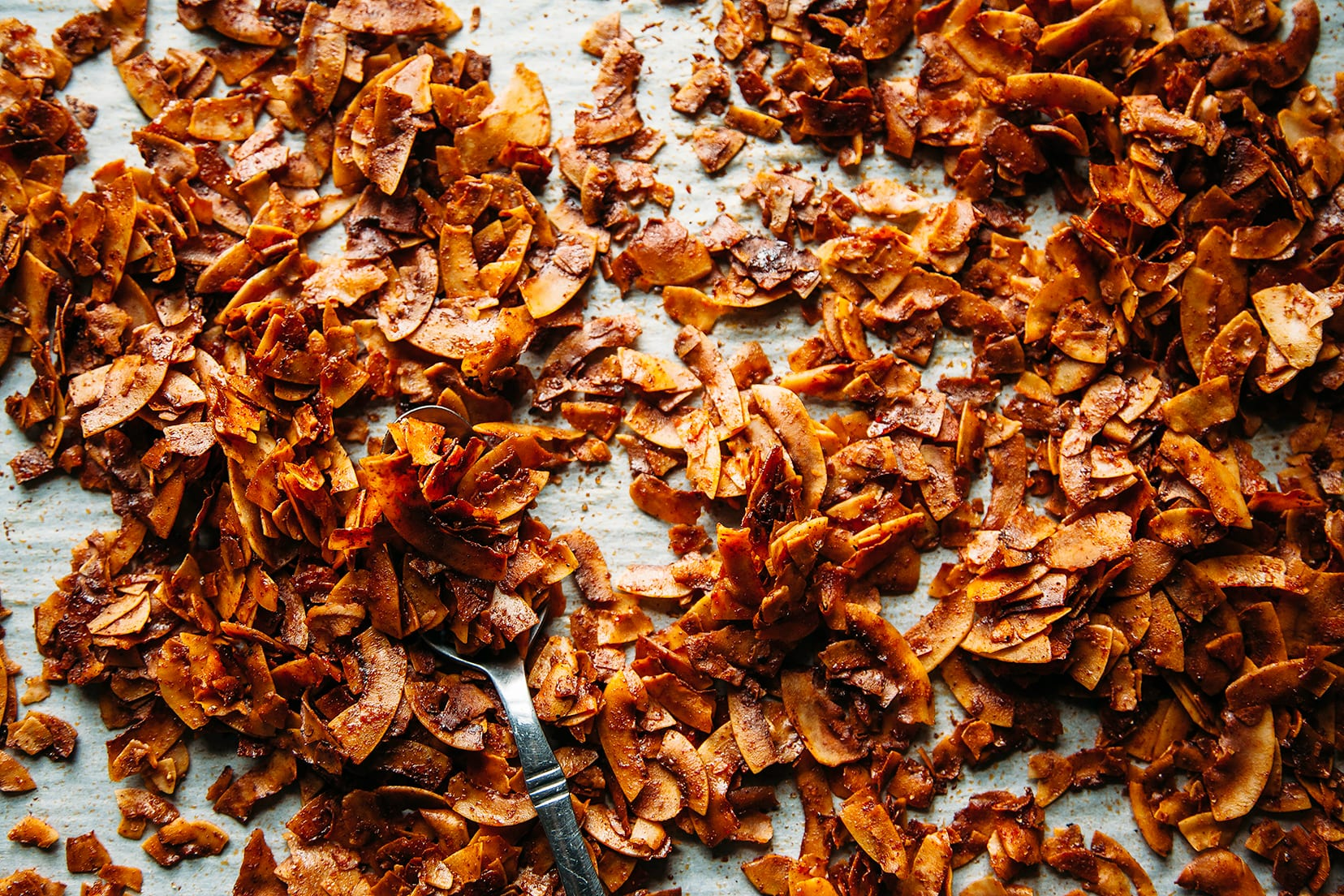 "The crispiest vegan coconut ""bacon"" ever - The First Mess"