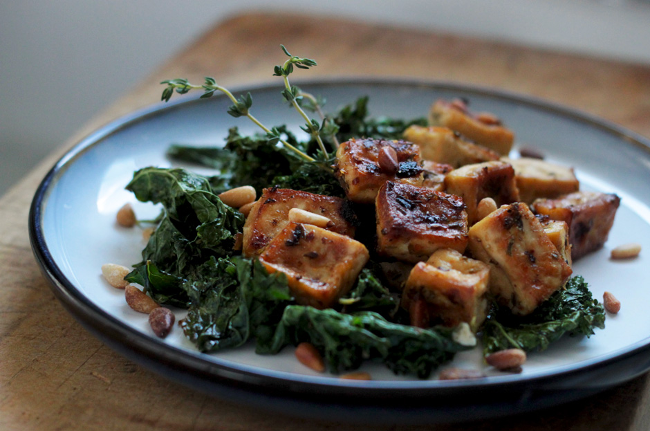 Roasted Tofu With Tangerines & Olives Recipes — Dishmaps