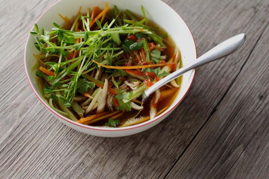 The Soup That Heals (Vegan Recipe)