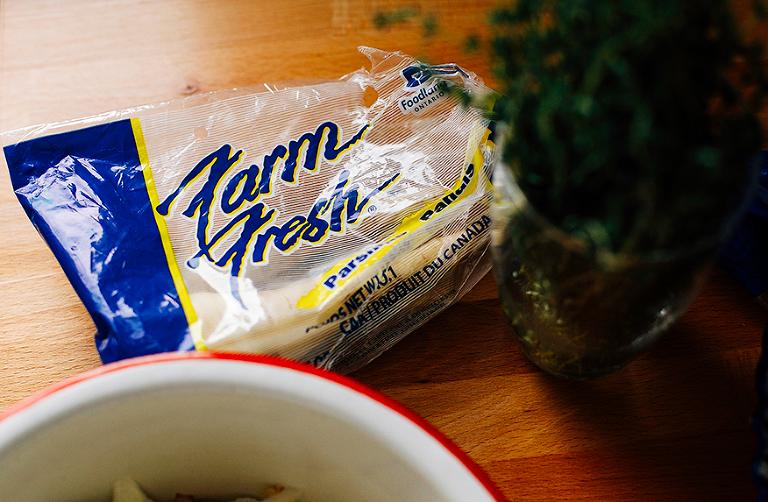 80's parsnip bag // @thefirstmess