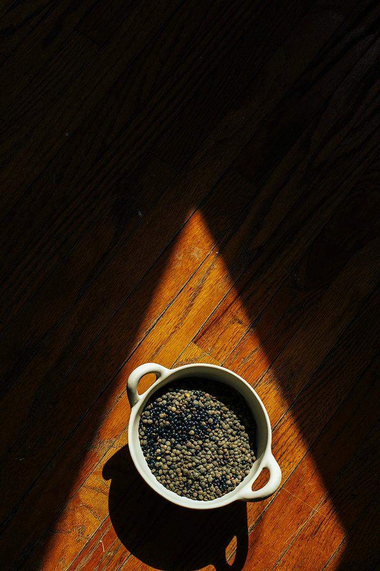 illuminati lentils // via @thefirstmess