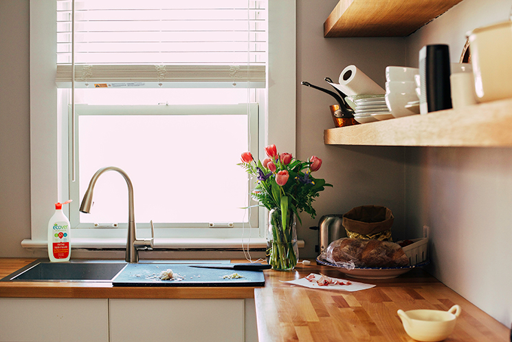 kitchen vibes // via @thefirstmess
