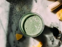 super healthy green colada - The First Mess