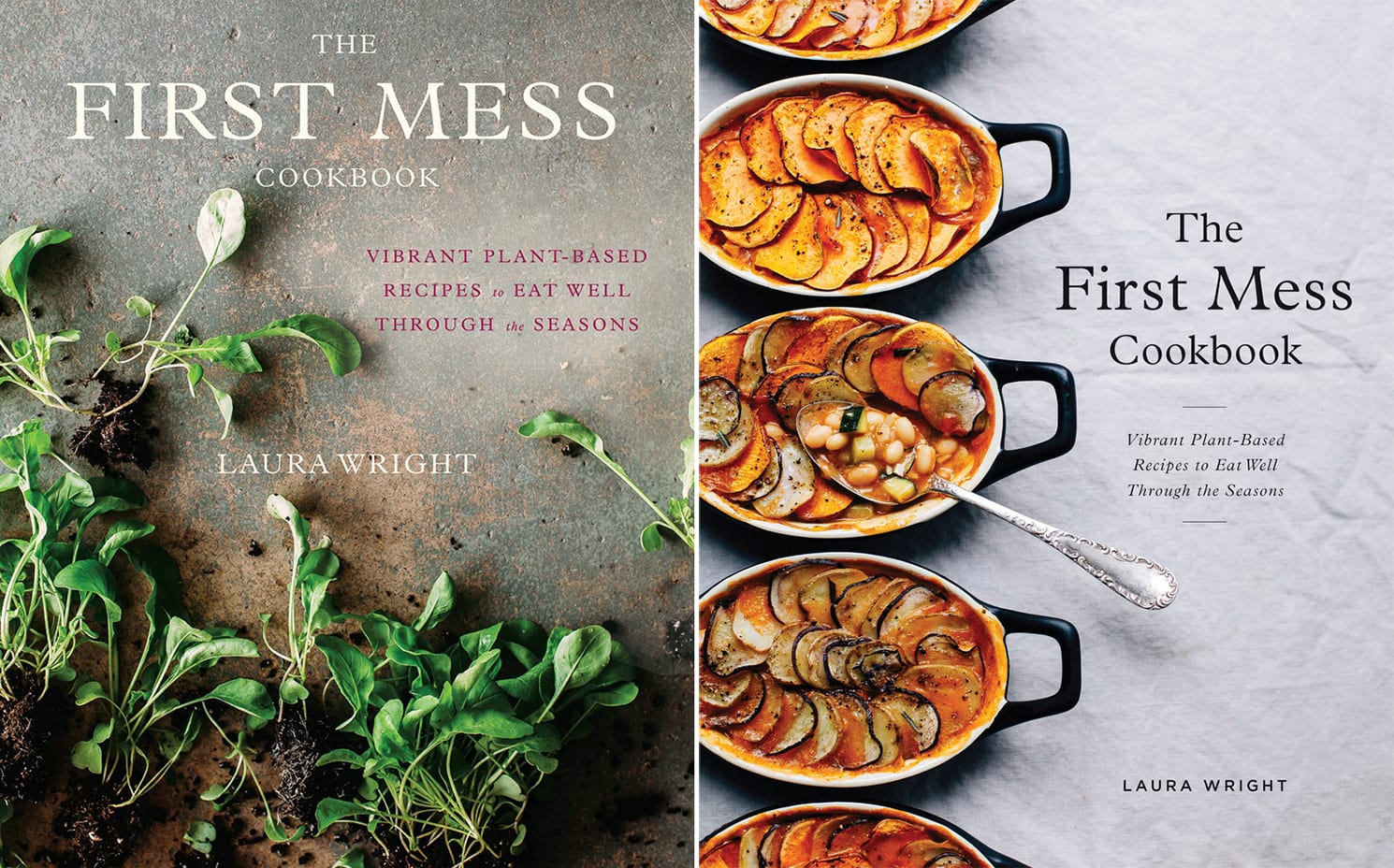 cookbook mess plant based recipes covers holiday gift guide canadian broccoli kitchen tempeh smoky caesar bits thefirstmess through vibrant