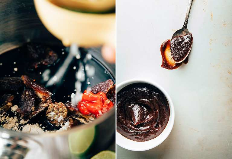 Date-Sweetened BBQ Sauce - The First Mess