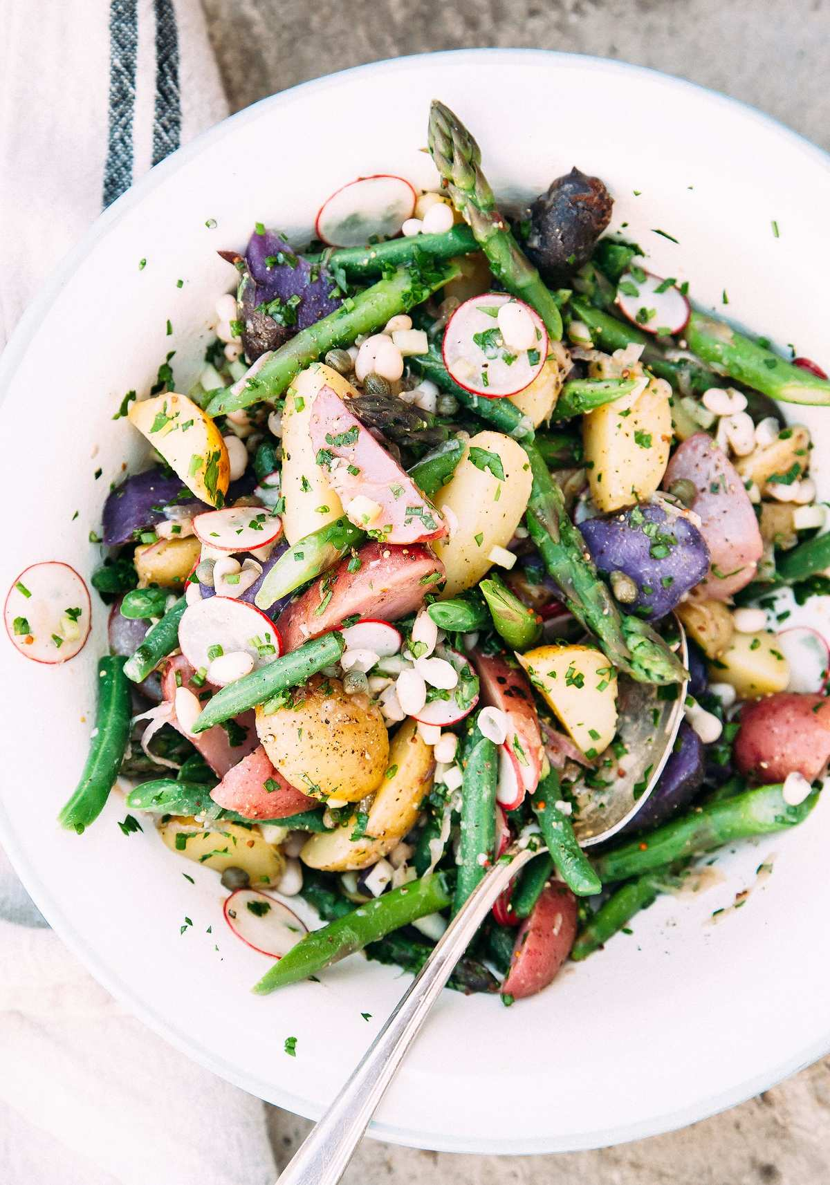 Our Favourite Tree Guide Trees Of The Carolinian Forest: OUR FAVOURITE PICNIC SALAD » The First Mess // Plant-Based