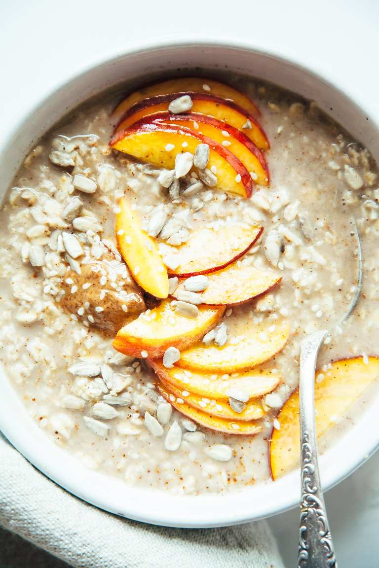 The Creamiest DIY Instant Oatmeal - The First Mess