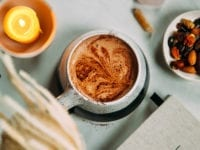 HOT COCOA WITH COCONUT, CARDAMOM & SEA SALT - The First Mess