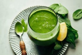 GINGER, C & GREENS SMOOTHIE - The First Mess