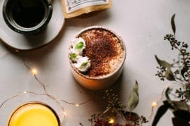 MELLOW MINT MOCHA #vegan #dairyfree - The First Mess
