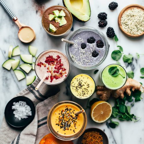 20 Healthy Vegan Smoothies - The First Mess