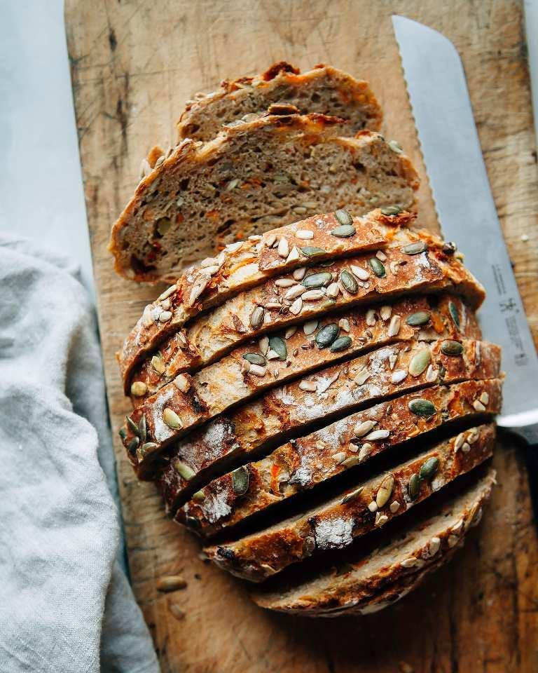 No Knead Marathon Bread